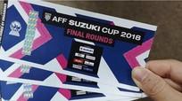 """CĐV tiết lộ """"bí kíp"""" mua được vé bóng đá online chung kết Việt Nam - Malaysia"""