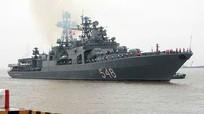 """Tàu chiến Nga ùn ùn tới Ấn Độ tập trận """"nắn gân"""" Ukraine, NATO"""