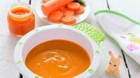 Tăng sức đề kháng cho trẻ vào mùa lạnh bằng 8 loại rau, củ
