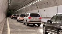 Thông tư mới về giá dịch vụ qua hầm đường bộ