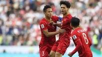 Tuyển Việt Nam được thưởng nóng 7 tỷ đồng sau trận thắng Jordan