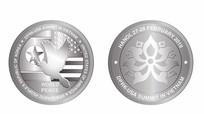 Đồng xu, tem kỷ niệm thượng đỉnh Mỹ - Triều lần lượt phát hành