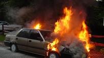 6 nguyên nhân ô tô tự bốc cháy bạn không ngờ tới
