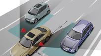 Những góc chữ A trên ô tô tạo ra điểm mù hay gặp phải
