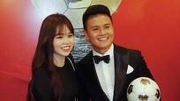 Nghi vấn rạn nứt tình cảm cặp đôi Quang Hải - Huỳnh Anh