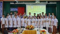 Trao quyết định giảng viên thỉnh giảng cho 27 bác sĩ Bệnh viện Y học cổ truyền Nghệ An