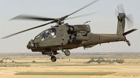 Trực thăng quân sự Mỹ rơi, hai binh sĩ thiệt mạng