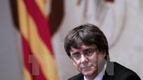 Tây Ban Nha sẽ ra lệnh bắt giữ cựu Thủ hiến Catalonia Puigdemont