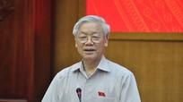 Tổng Bí thư Nguyễn Phú Trọng: Lòng dân - Thế nước