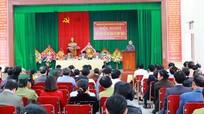 Nam Đàn: Kỷ luật khai trừ 6 đảng viên, cách chức 4 đảng viên