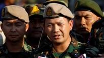 Con trai Hun Sen nhậm chức tổng tham mưu trưởng quân đội