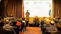 Chủ tịch Quốc hội dự Lễ kỷ niệm 45 năm thiết lập quan hệ ngoại giao Việt Nam - Hà Lan