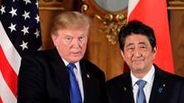 Nhà Trắng xác nhận cuộc gặp thượng đỉnh lãnh đạo Mỹ-Nhật