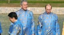 George W. Bush gọi Putin là nhà chiến thuật thông minh