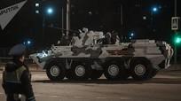 Các trang bị vũ khí tham gia diễu binh Chiến thắng đã tập kết ở Matxcơva