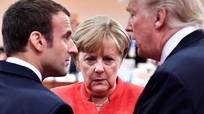 Đàm phán giữa Trump và Merkel cho thấy sự lạnh nhạt trong quan hệ hai nước