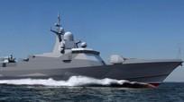 """Nga sắp hạ thủy tàu tên lửa đề án 22800 """"Shkval"""""""