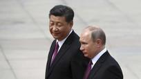 """Tổng thống Putin: Hợp tác Trung - Nga ở """"mức cao chưa từng có"""""""