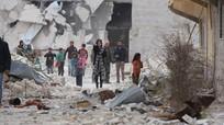 Tại Syria, 10 khu dân cư tự nguyện chuyển sang chịu sự kiểm soát của chính quyền