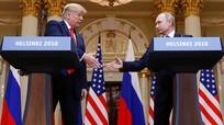 Ông Trump mời ông Putin đến thăm Washington vào mùa Thu