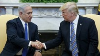 Israel hoan nghênh việc Trump cảnh cáo Iran
