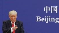 Truyền thông Trung Quốc chỉ trích tuyên bố của Tổng thống Mỹ