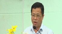 Bắt giam cựu Bí thư Bến Cát Nguyễn Hồng Khanh
