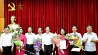 Nhân sự mới Bộ Nội vụ, Bộ Tài nguyên và Môi trường