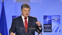"""Poroshenko: """"Dòng chảy phương Bắc-2"""" là """"con ngựa thành Trojan"""" của điện Kremlin"""