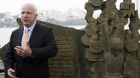 Đại sứ Việt Nam tại Mỹ: Thượng nghị sĩ John McCain đi tiên phong thúc đẩy quan hệ hai nước