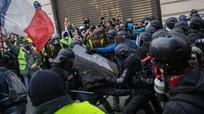 Paris: Nguy cơ tiếp tục xảy ra biểu tình lớn vào thứ 7 tới!