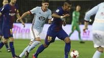 Barca chịu hòa Celta Vigo trong trận đầu năm