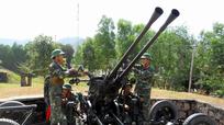 Việt Nam nâng cấp pháo 37 mm điều khiển bắn tự động