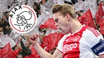 De Ligt là cầu thủ dưới 20 tuổi xuất sắc nhất thế giới