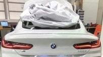 BMW 8 series lộ hình ảnh thực tế đầu tiên