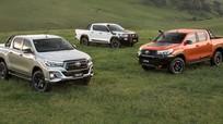 Toyota Hilux 2018 sắp tung 3 phiên bản đặc biệt ra thị trường