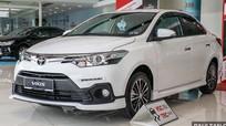 Toyota Vios 2018 có giá bán từ hơn 430 triệu đồng ở Malaysia