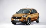 Ford Ka+ 2019 - đối thủ Kia Morning giá từ 15.200 USD