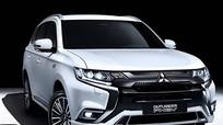 Mitsubishi nâng cấp cho Outlander PHEV với phiên bản 2019
