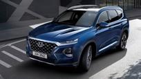 Hyundai Santa Fe 2019 'lột xác' hoàn toàn