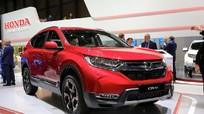 Honda CR-V 2018 tại châu Âu có thêm động cơ hybrid