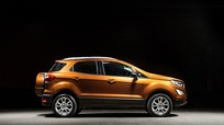 Ford EcoSport 2018 giao tiếp với người lái bằng 10.000 khẩu lệnh