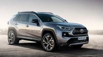 Toyota RAV4 thế hệ mới lộ diện - đe dọa CR-V