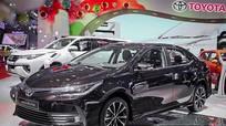 Toyota Việt Nam triệu hồi 16 xe Corolla Altis bị lỗi giảm xóc sau