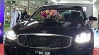 Kia K900 2019 lần đầu lộ diện - bóng bẩy như xe Đức