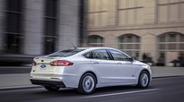 Ford Mondeo 2019 lộ diện tại Mỹ