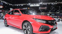 Honda Civic Red - chiếc hatchback thể thao