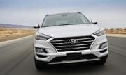 Hyundai Tucson 2019 nâng cấp để cạnh tranh Honda CR-V