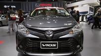 Toyota Vios ra mắt thế hệ mới nhất, giá từ 450 triệu đồng