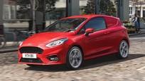 Ford Fiesta 2018 thêm phiên bản van
